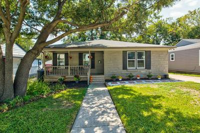 3709 COLLINWOOD AVE, Fort Worth, TX 76107 - Photo 1