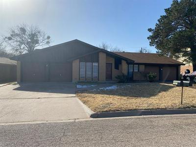 1027 RUSWOOD DR, Abilene, TX 79601 - Photo 1