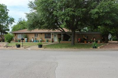 900 HIGH RD, Coleman, TX 76834 - Photo 1