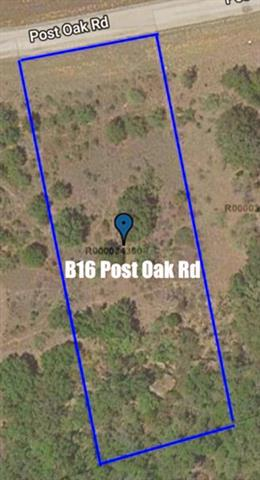 B16 POST OAK ROAD, Gordon, TX 76453 - Photo 1