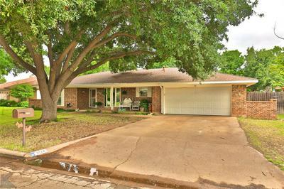 3124 COUNTRYSIDE CIR, Abilene, TX 79606 - Photo 2