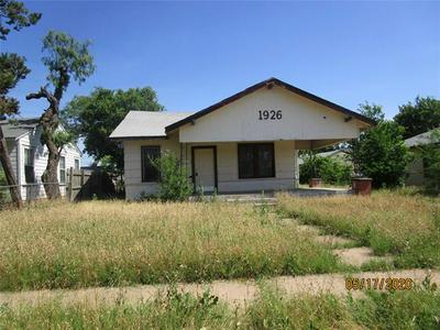 1926 S 16TH ST, Abilene, TX 79602 - Photo 1