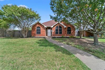 4611 GATEWOOD CT, Sachse, TX 75048 - Photo 1