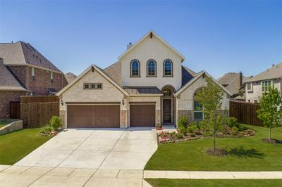 2110 ARBOL WAY, Prosper, TX 75078 - Photo 1