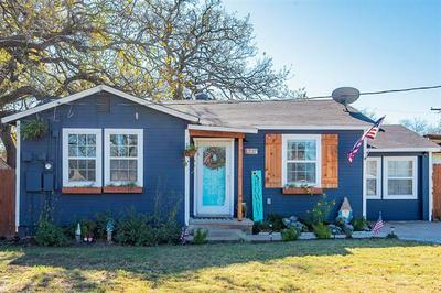 1237 VINE ST, Weatherford, TX 76086 - Photo 1