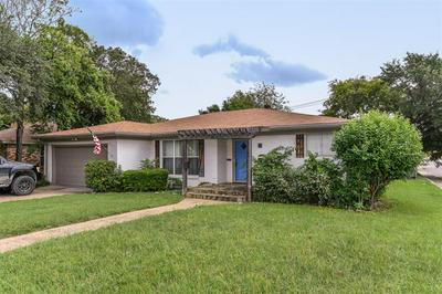 3613 JEANETTE DR, Fort Worth, TX 76109 - Photo 1