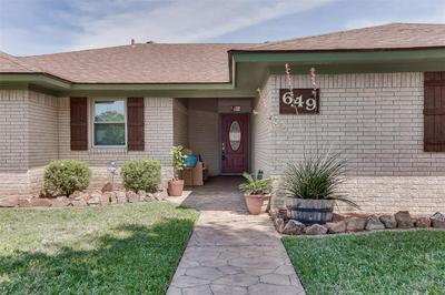 649 TENA CT, Burleson, TX 76028 - Photo 2