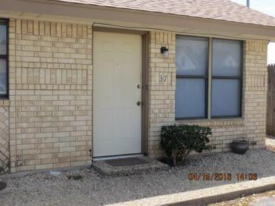 37 TEAKWOOD ST, Abilene, TX 79601 - Photo 1