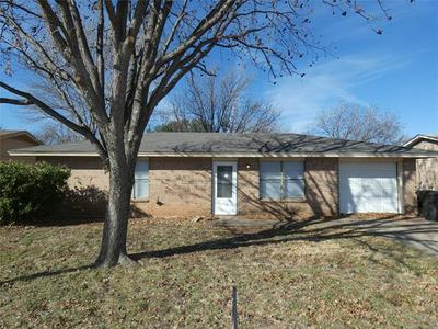 3658 SCRANTON LN, Abilene, TX 79602 - Photo 1