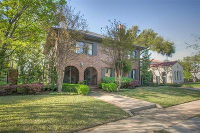2809 PARK HILL DR, FORT WORTH, TX 76109 - Photo 1