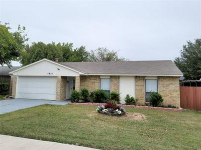 4920 WAMPLER DR, The Colony, TX 75056 - Photo 1