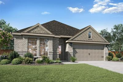 429 LOWERY OAKS TRAIL, Fort Worth, TX 76120 - Photo 1
