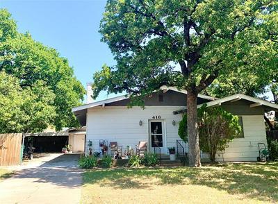 416 E CONNER ST, Eastland, TX 76448 - Photo 1