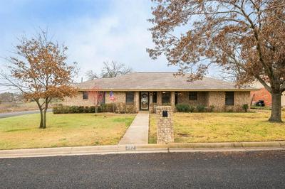 257 DAVIS AVE, STEPHENVILLE, TX 76401 - Photo 1
