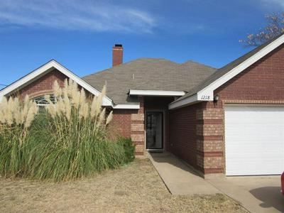 1218 PRINCETON ST, Abilene, TX 79602 - Photo 1