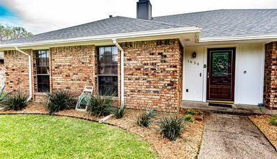 1030 WESTMINSTER LN, GARLAND, TX 75040 - Photo 1
