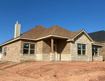 4034 FORREST CREEK CT, Abilene, TX 79606 - Photo 1