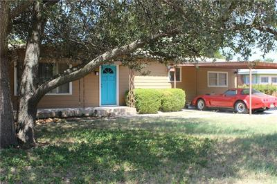 99 HOLLYWOOD ST, Coleman, TX 76834 - Photo 1