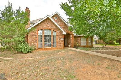 3734 PENSACOLA DR, Abilene, TX 79606 - Photo 1