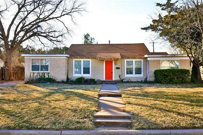 833 E NORTH 14TH ST, Abilene, TX 79601 - Photo 1