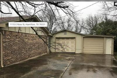 1115 E ROSS ST, Hamilton, TX 76531 - Photo 2
