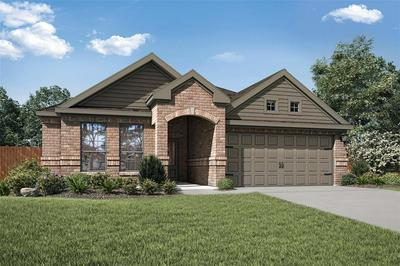 437 LOWERY OAKS TRAIL, Fort Worth, TX 76120 - Photo 1
