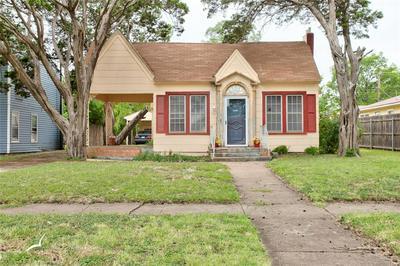 1110 AMARILLO ST, Abilene, TX 79602 - Photo 1
