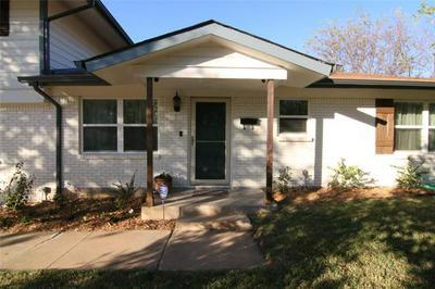 4609 ROXIE ST, Haltom City, TX 76117 - Photo 2