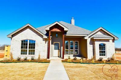 1734 MARATHON DR, Abilene, TX 79601 - Photo 1