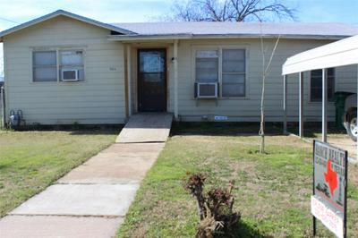 1006 S NUECES ST, Coleman, TX 76834 - Photo 1