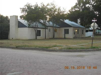 805 CHERRY ST, Ranger, TX 76470 - Photo 1