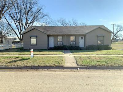 1004 N AVENUE D, HASKELL, TX 79521 - Photo 1