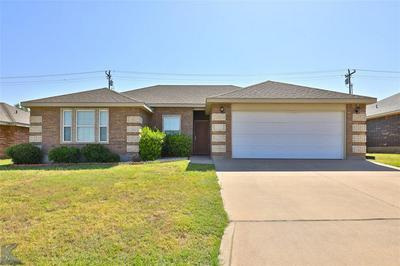 5601 YELLOW BRICK RD, Abilene, TX 79602 - Photo 1