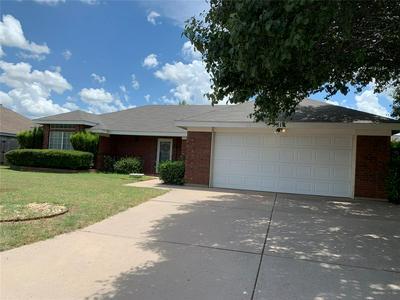 5317 WESTERN PLAINS AVE, Abilene, TX 79606 - Photo 1