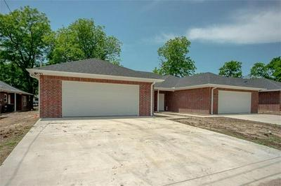 1719 DIVISION ST, Commerce, TX 75428 - Photo 1