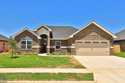 302 MARTIS WAY, Abilene, TX 79602 - Photo 1