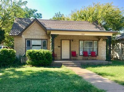 1342 JEANETTE ST, Abilene, TX 79602 - Photo 1