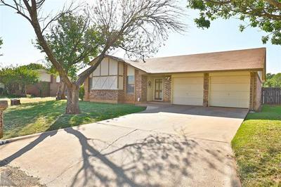 2342 CORSICANA AVE, Abilene, TX 79606 - Photo 2