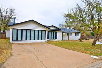 2610 SUSAN ST, Abilene, TX 79606 - Photo 2
