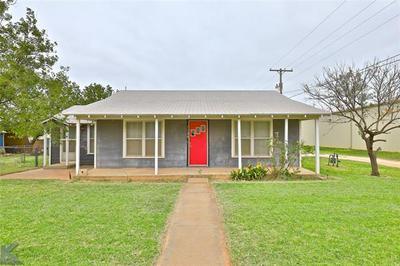 1120 8TH ST, Anson, TX 79501 - Photo 1