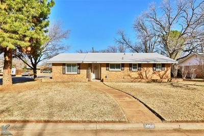 3850 BROOKHOLLOW DR, Abilene, TX 79605 - Photo 1