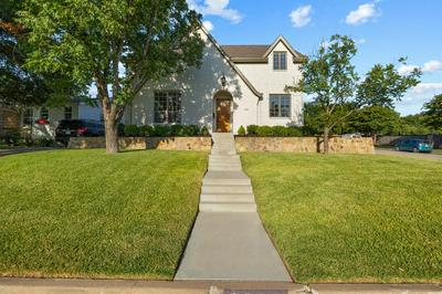 2557 WALSH CT, Fort Worth, TX 76109 - Photo 1