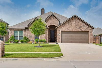 412 RICHARD ST, Crowley, TX 76036 - Photo 1