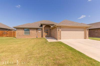 3418 GAYS WAY, Abilene, TX 79606 - Photo 1