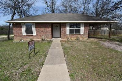 209 W SOUTH ST, Whitesboro, TX 76273 - Photo 1