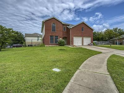 13766 BANDERA RANCH CT, Fort Worth, TX 76262 - Photo 1