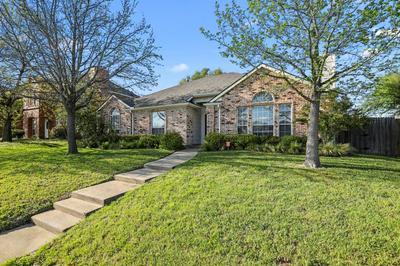 1235 WILD CHERRY DR, CARROLLTON, TX 75010 - Photo 1
