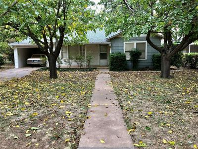 1315 HUDSON RD, STAMFORD, TX 79553 - Photo 1