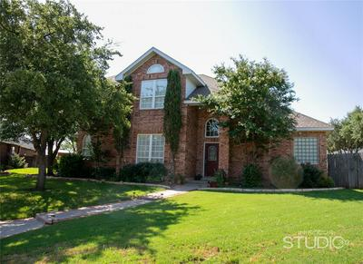 1409 KINGWOOD CIR, Abilene, TX 79602 - Photo 1