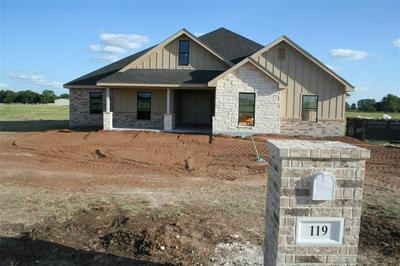 119 CROSSWIND TRAIL, Ovalo, TX 79541 - Photo 1
